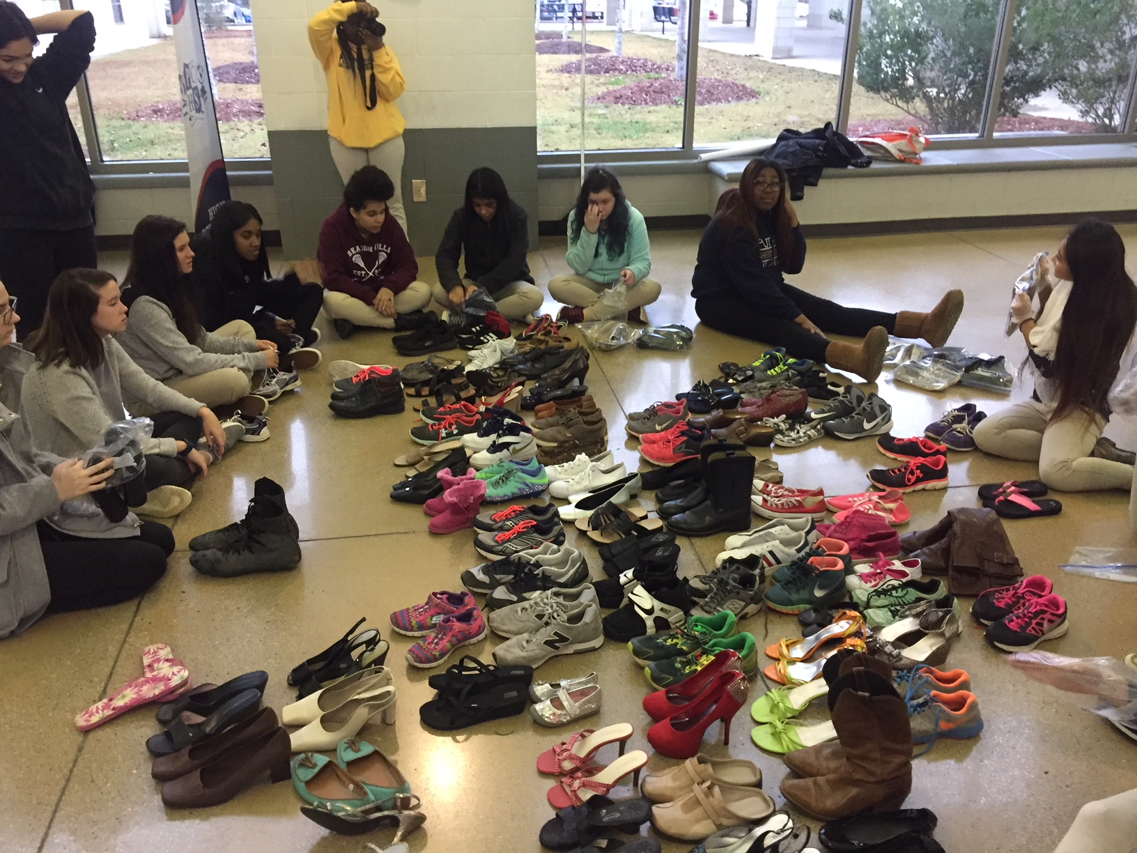 Images of Shoes of Service