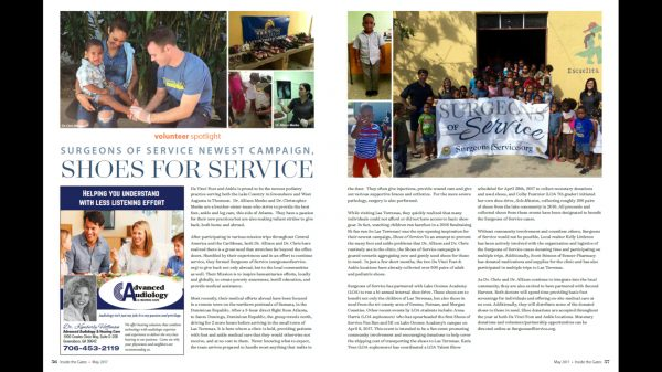 Surgeons of Service In The News!